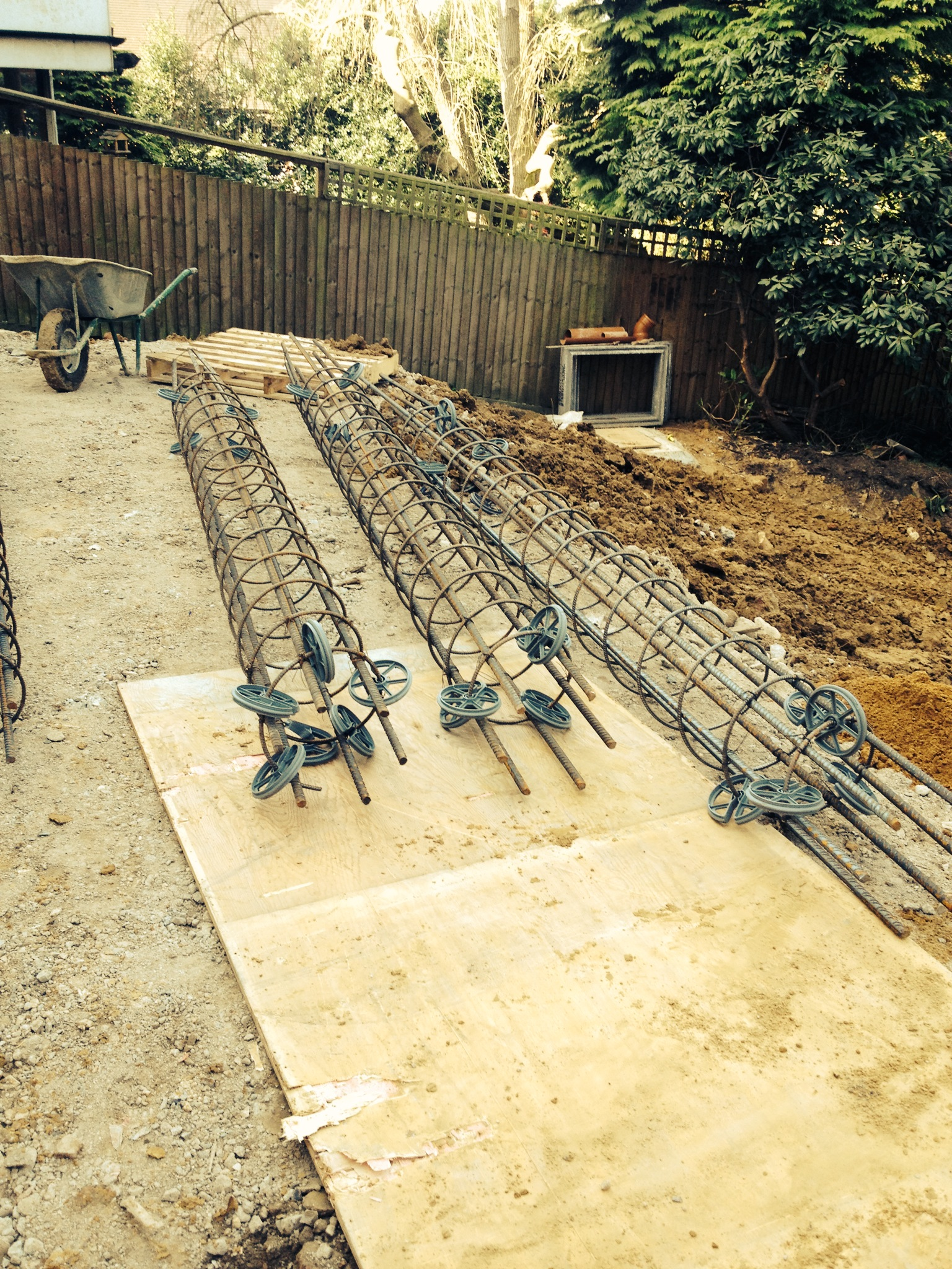 Piled Retaining Walls Advanced Mini Piling Systems